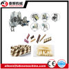 Double Head Filled Egg Roll Making Machine
