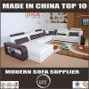 Modern Home Furniture U Shaped Leather Sofa