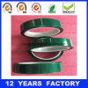 High Temp Silicone Glue Pet Green Tape for 260c Heat Protection and Anti-Corrosion
