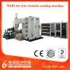 Cczk 3m 6m Stainless Steel Pipe Gold, Rosegold, Black PVD Vacuum Coating Equipment, Titanium Nitride Coating Machine