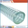 Spiral Light Transparent PVC Steel Wire Reinforced Hose