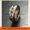 Popular High Quality Zircon Titanium Jewellry Ring Tr1869