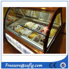 Italian Gelato Ice Cream Display Case for Australia Styles