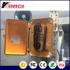 Waterproof IP Telephone Knsp-08 Emergency Phone Heavy Duty Telephone with Keypad