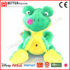 New Design Stuffed Frog Soft Plush Toy for Baby Kids