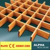 Aluminium Supsended Grid Ceiling Metal Cell Panel