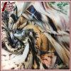 100% Viscose Fine Texture Viscose Silk Fabrics with En