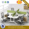 Hot Sell Office Furniture Metal Legs Workstation Office Cubicle (HX-6M207)