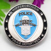 Wholesale Cheap Souvenir Coin for Police Department