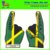 One Finger Big Foam Hand with Jamaica National Flag