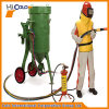 High Pressure Mobile Abrasive Blasting Machine