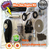 Ce Certificate Bicycle Motor Kits/80cc Bicycle Motor Kit/Petrol Motor for Bike
