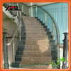 Stainless Steel Interior Stairs Glass Railing (DD138)