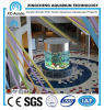 Round Acrylic Aquarium / Large Transparent Cast Round Acrylic Aquarium / Customized Acrylic Aquiarum for Oceanarium or Hotel / China Hot Sale Acrylic Aquarium
