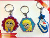 Cartoon Rubber Keychain Promotion Rubbe Keychain