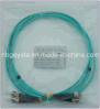 3.0 St-St Om3 Duplex Fiber Optic Patch Cord