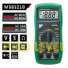Professional 2000 Counts Digital Multimeter (MS8321B)