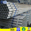 Pre Galvanized Greenhouse Round Steel Pipe Size