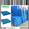 Double Deck Plastic Pallet for Warehouse