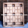 1000*1000*135mm Euro Press Wood Material Pallet