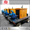 8inch Swimming Pool Equipment of Diesel Water Pumps with Trailer