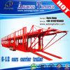 2 Axles Car Hauler Trailer/Car Carrier/Car Transport Semi Trailer (LAT9380TJZG)