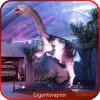 Robotic Model for Exhibition Dinosaur Making