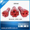 DTH Bit Br2 Ql40, DHD350, Mission 60, SD8, SD12, Numa125