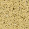 KF-014 Yellow Galaxy Quartz Stone Slab