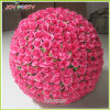 New Design Artificial Flower Ball for Shopping Mall Decoration