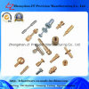 Precision CNC Machining for Brass Connection (LZ084)
