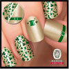 10PCS Festive Mix of St. Patrick′s Day Designs Nail Art