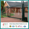 Palisade Steel Fence/Wrought Iron Fence Panel for Home Garden