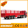 High Quality 3 Axle Chhgc Double-Stake Semi-Trailer
