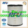 Air Filter Auto Parts for Daf Used in Truck (1385791, 1346885)