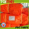 Flame Retardant PVC Laminated Tarpaulin with UV Treated