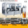 Automatic Aerated Water Sparkling Drinks Filling Capping Machine