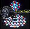 RGBW High Power 3wx54 Non Waterproof PAR Fashion Disco Party