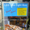 Slim LED Crystal Light Box with Acrylic
