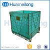 Zinc Steel Pet Preform Warehouse Storage Wire Cage