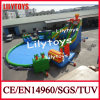 Inflatable Water Pool Park, Water Park with Big Pool Rd-40