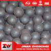 Dia 20-150mm No Deformation Hot Rolling Ball for Ball Mill