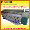 Infiniti 3.2m Canvas Printing Machine (8 Seiko head, fast speed to 157sqm/h)