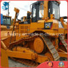 Front-Discharge 5-Cbm-Bucket-Capacity Used 25ton Hydraulic-Transform 2008-Japan-Make Caterpillar D7r Crawler Bulldozer