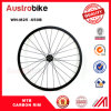 27.5er Offset MTB Carbon Beadless Wheelset 650b Hookless Carbon Rim