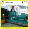 728kw Cummins Diesel Power Generators Kta38-G2a
