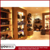 Wooden Luggage Display Furniture, Briefcase Display Fixtures/Shelving