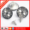Globally Integrating Manufacturing Process Various Colors Jeans Button Parts