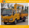 4X2 Isuzu Crane Truck Cargo Truck with Crane