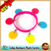 Special Custom Silicone Bracelet with Small Tag (TH-6955)